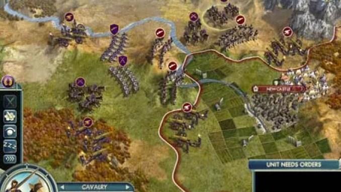 Civilization V Gods and Kings ScreenShot 3