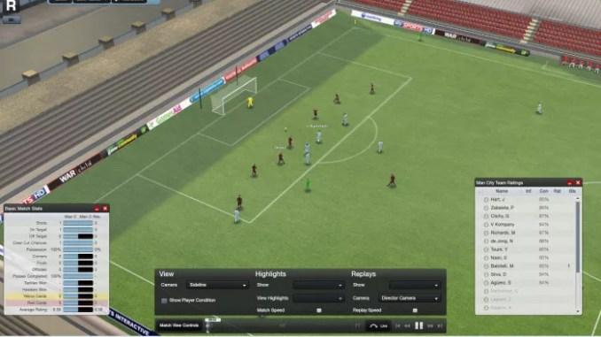 Football Manager 2013 ScreenShot 1