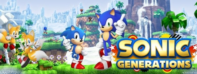 Sonic Generations Free Game Download
