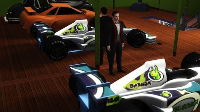 The Sims 3 Fast Lane Stuff ScreenShot 3