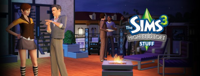 The Sims 3 High-End Loft Stuff Free Full Download