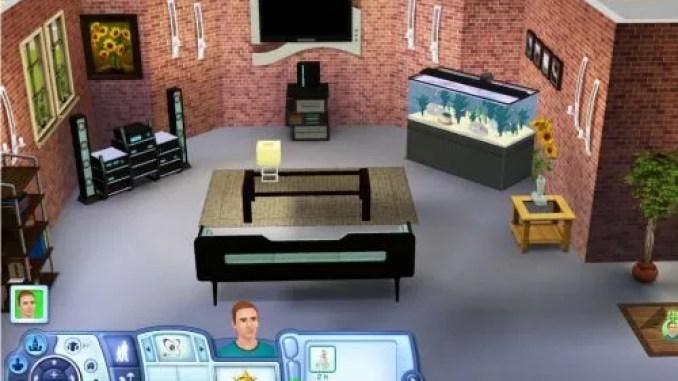The Sims 3 High-End Loft Stuff ScreenShot 2