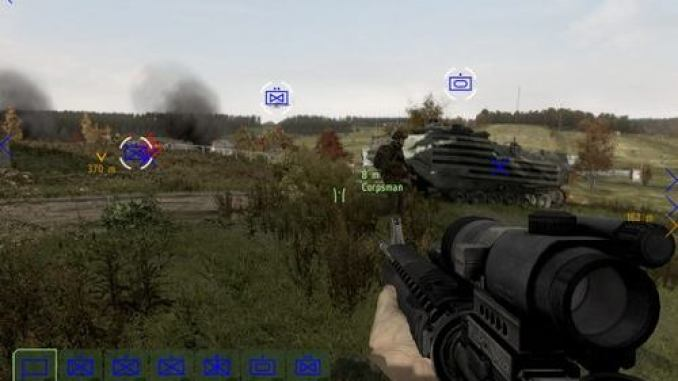 Arma 2 Combined Operations ScreenShot 3
