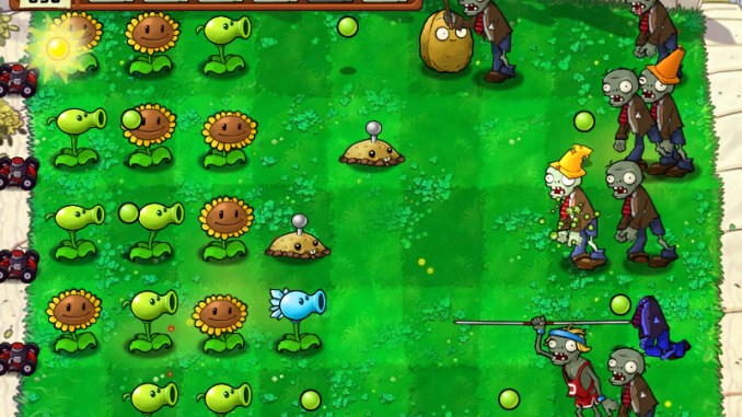 Free Plants vs. Zombies PC ScreenShot 1