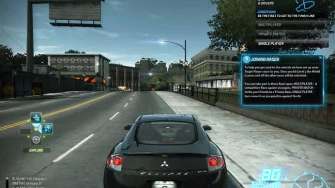 Need for Speed World ScreenShot 3