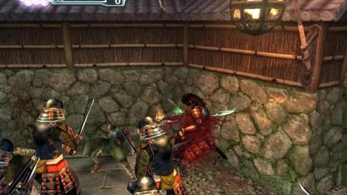 Onimusha 3 Demon Siege ScreenShot 1