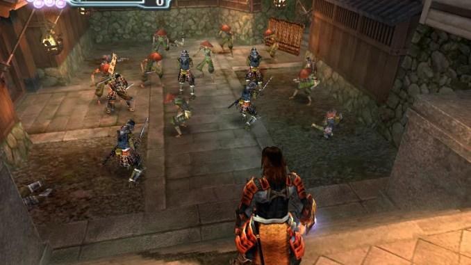 Onimusha 3 Demon Siege ScreenShot 3