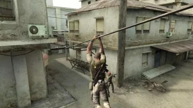 Splinter Cell Double Agent ScreenShot 1