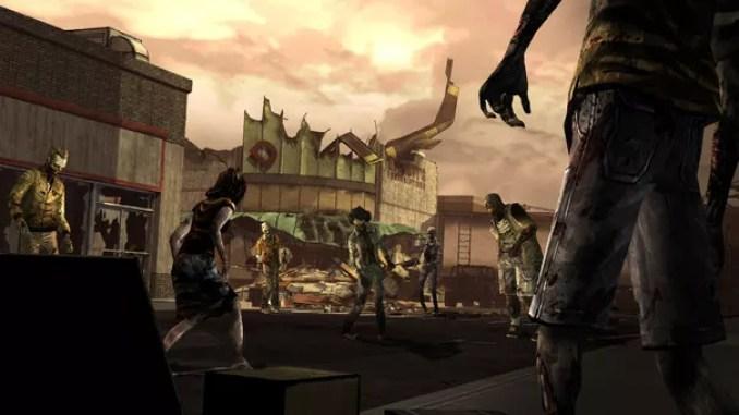 The Walking Dead Episode 3 Long Road Ahead ScreenShot 1