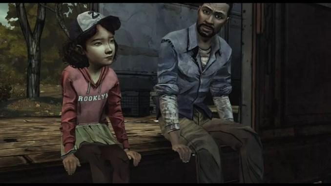 The Walking Dead Episode 3 Long Road Ahead ScreenShot 3