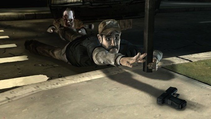 The Walking Dead Episode 4 Around Every Corner ScreenShot 2