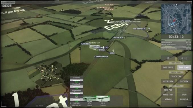 Wargame European Escalation ScreenShot 3