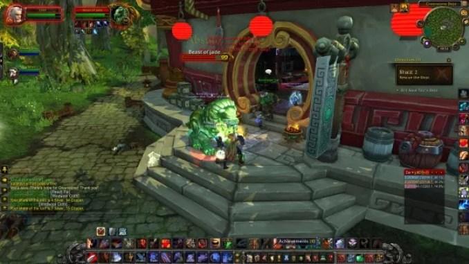 World of Warcraft Mists of Pandaria ScreenShot 3