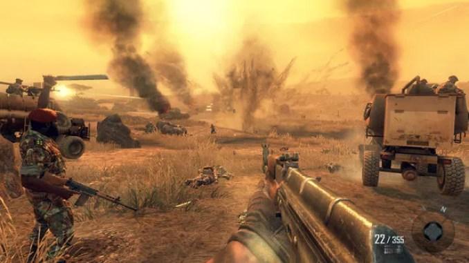 Call of Duty Black Ops II ScreenShot 1