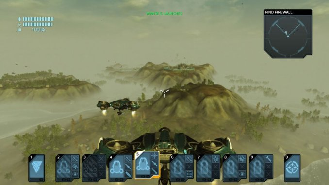 Carrier Command Gaea Mission ScreenShot 3