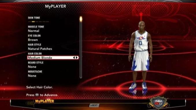 NBA 2K13 ScreenShot 1