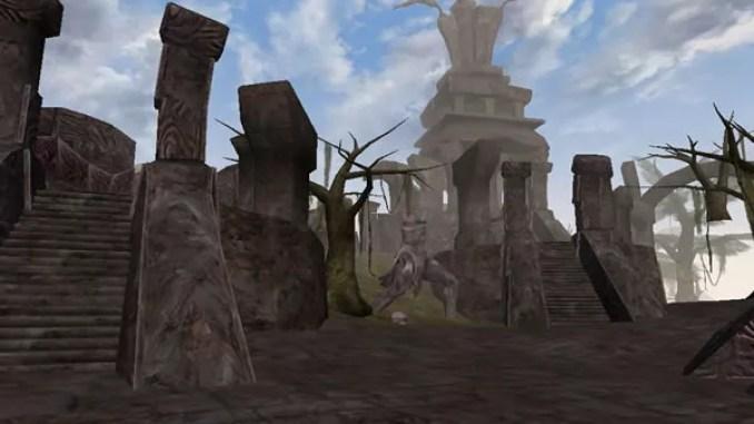 The Elder Scrolls III Morrowind ScreenShot 2