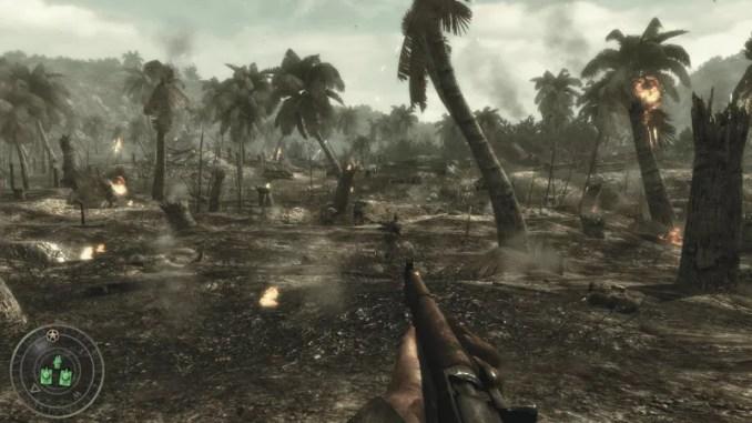 Call of Duty World At War ScreenShot 2