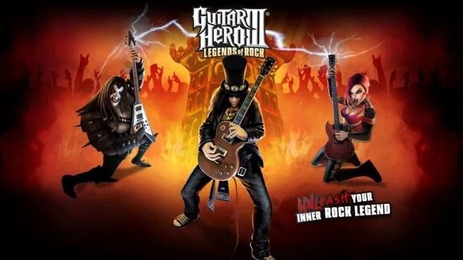 Guitar Hero III Legends of Rock Free Full Game Download