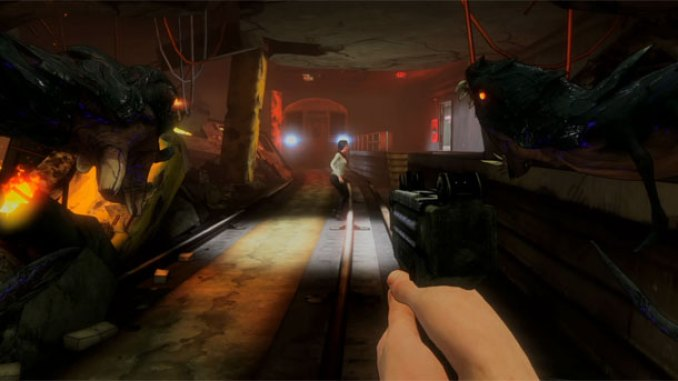 The Darkness II ScreenShot 1