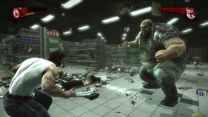 X-Men Origins Wolverine ScreenShot 3