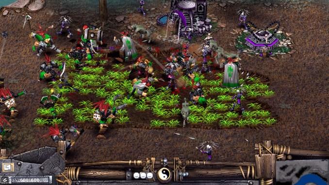 Battle Realms+Winter Of The Wolf ScreenShot 1