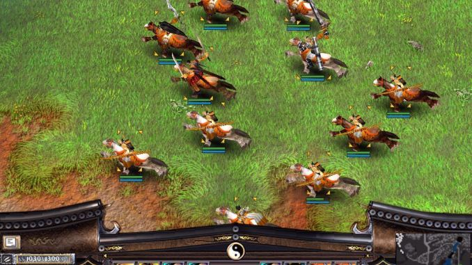 Battle Realms+Winter Of The Wolf ScreenShot 2
