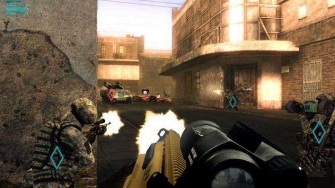 Ghost Recon Advanced Warfighter 2 PC ScreenShot 1
