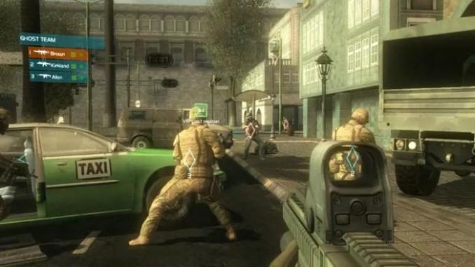 Ghost Recon Advanced Warfighter 2 PC ScreenShot 3