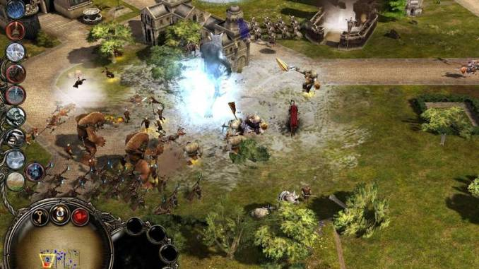 LOTR The Battle for Middle-Earth II The Rise of the Witch King ScreenShot 1