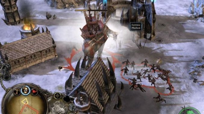 LOTR The Battle for Middle-Earth II The Rise of the Witch King ScreenShot 2