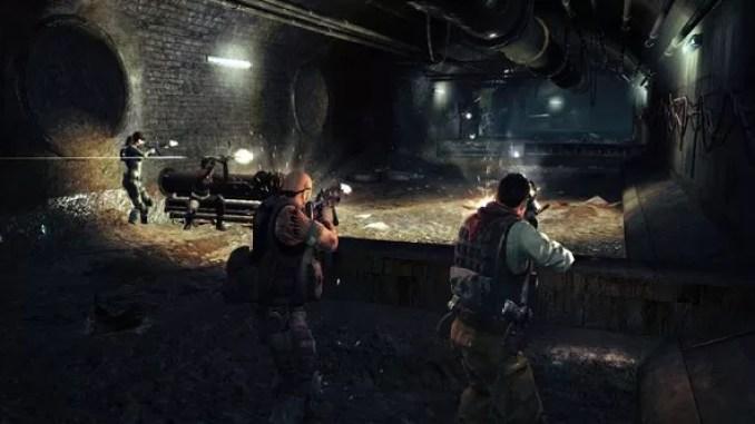 Resident Evil Operation Raccoon City ScreenShot 2