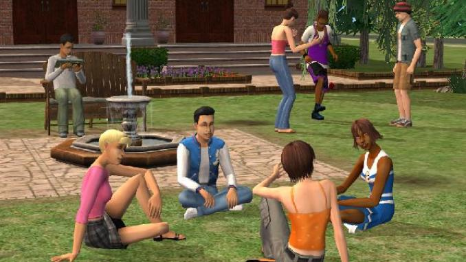 The Sims 2 University ScreenShot 1