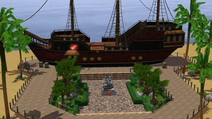 The Sims 3 Barnacle Bay ScreenShot 2