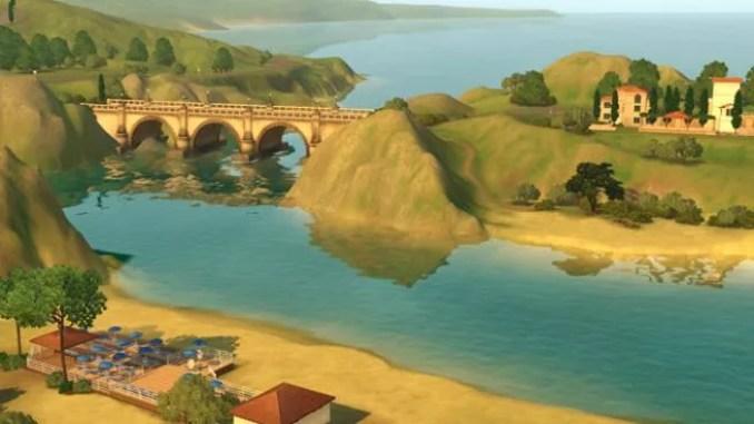 The Sims 3 Monte Vista World ScreenShot 1