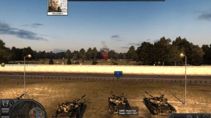 World in Conflict Soviet Assault ScreenShot 1