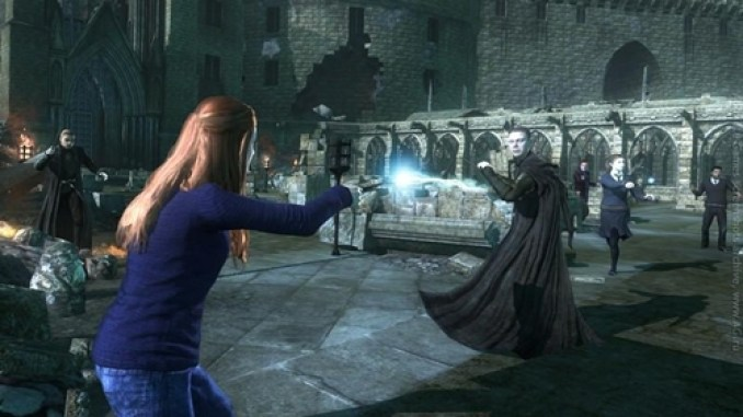 Harry Potter and the Deathly Hallows 2 ScreenShot 1