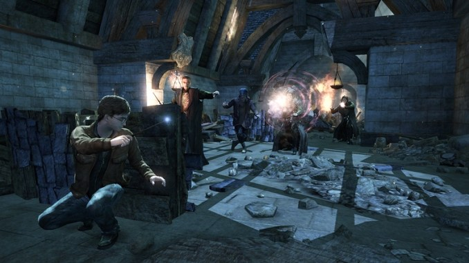 Harry Potter and the Deathly Hallows 2 ScreenShot 2