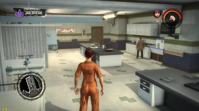 Saints Row 2 ScreenShot 1