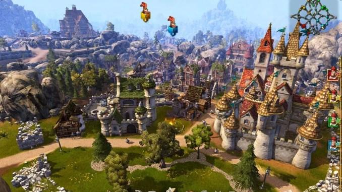 The Settlers 7 Paths to a Kingdom ScreenShot 2
