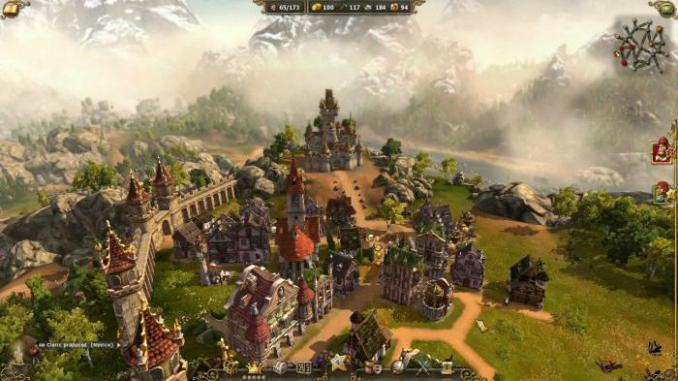 The Settlers 7 Paths to a Kingdom ScreenShot 4