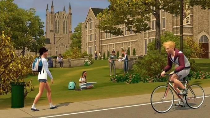 The Sims 3 University Life ScreenShot 3