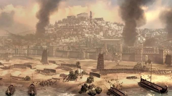 Total War Rome II ScreenShot 1