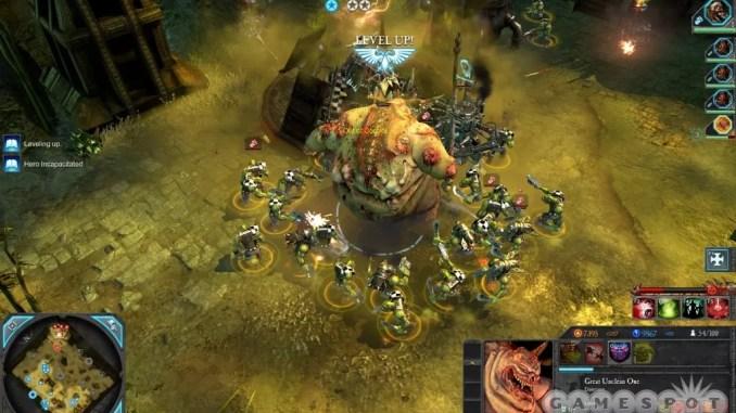 Warhammer 40000 Dawn of War II - Chaos Rising ScreenShot 1