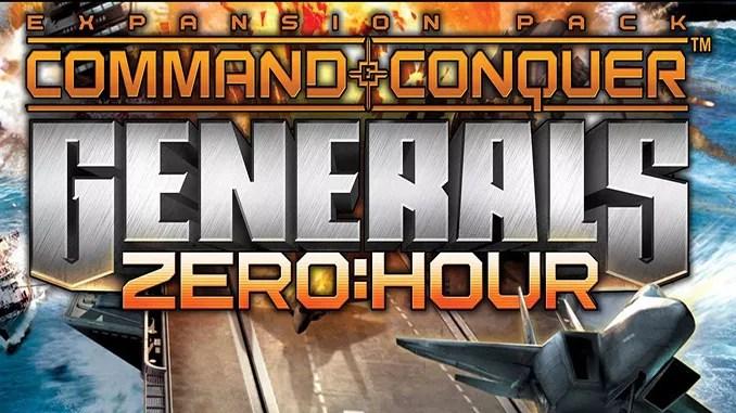 Command & Conquer: Generals - Zero Hour Free Download Full