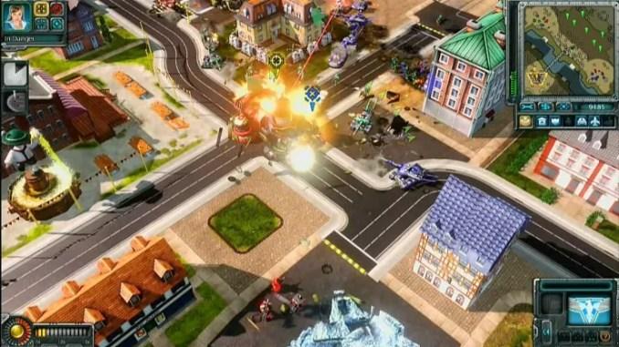 Command & Conquer Red Alert 3 ScreenShot 2