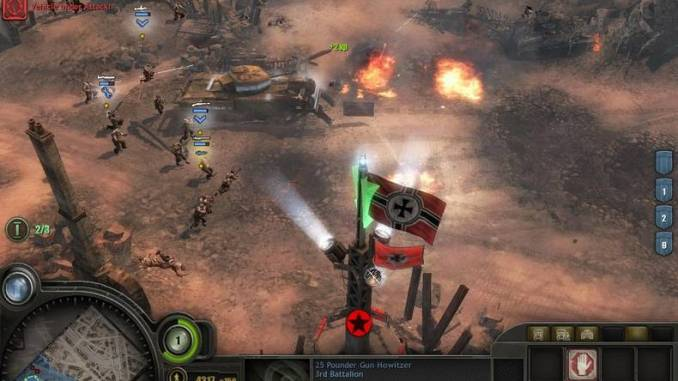 Company of Heroes Opposing Fronts ScreenShot 3