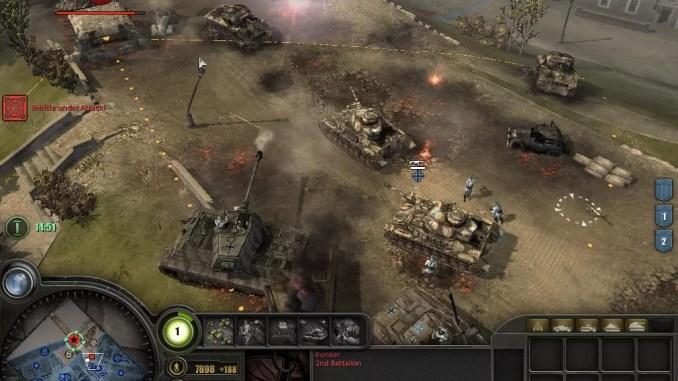 Company of Heroes ScreenShot 1