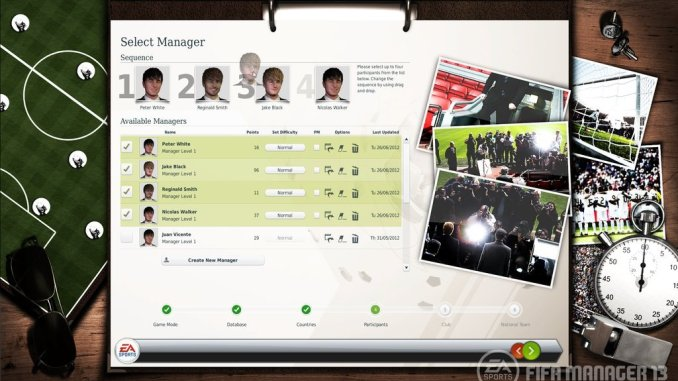 FIFA Manager 13 ScreenShot 3