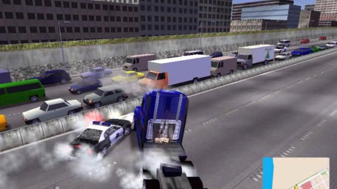 Midtown Madness 2 ScreenShot 1